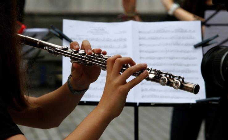 La música sale a la calle