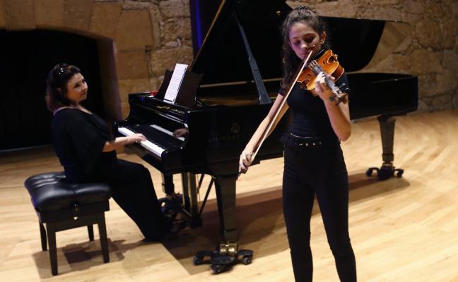 La Fundación Princesa llena Oviedo de música
