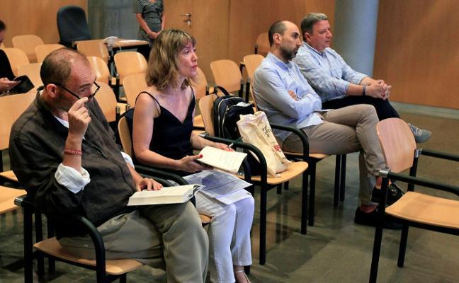 «El concurso de acreedores del Niemeyer era inevitable», afirma su exsecretaria