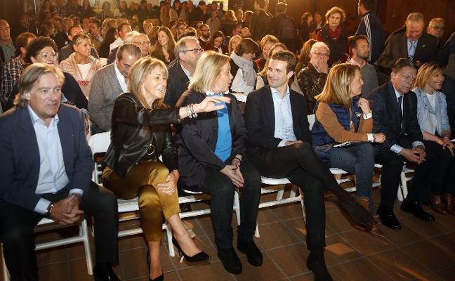 El PP asturiano empieza a tomar posiciones de cara al próximo congreso