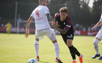 El Sporting se atasca (Sporting 1- 1 Langreo)