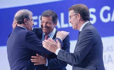 Medallas de Galicia | Javier Fernández: «La cooperación no la inventamos en el Noroeste, nos la impone nuestra geografía»