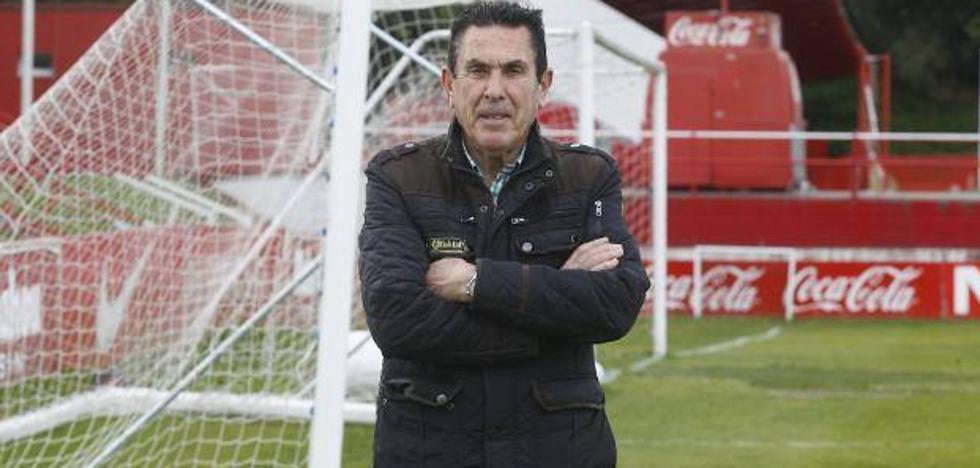 Muere José Antonio Nieto, una institución en el Sporting