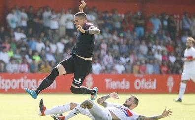 Tablas en Mareo (Sporting 1 - 1 Langreo)