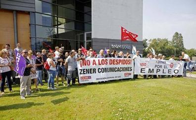 Vox reclama a Barbón que se reúna con los trabajadores de Zener: «Si tu despacho es la calle, demuéstralo»