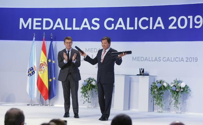 Javier Fernández lamenta que el «diálogo» sea «algo exótico» en la política española