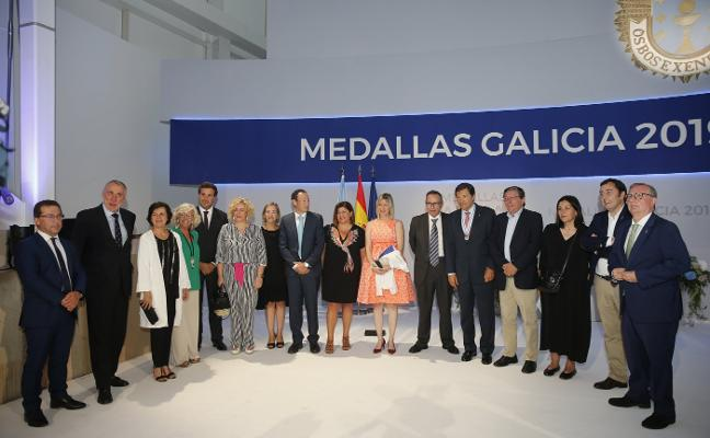 «Me siento reconocido en Asturias con lo que he sido»