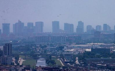 Más de 30.000 muertes prematuras por la contaminación del aire en España
