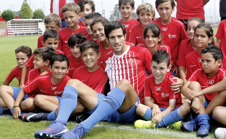 Marc Valiente, nuevo central del Sporting