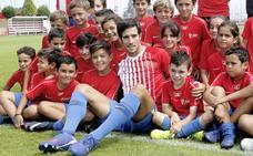 Marc Valiente: «El Sporting fue mi prioridad»