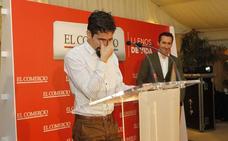 Ricardo Fernández: «Llevo un poco de todas las personas con las que he trabajado»