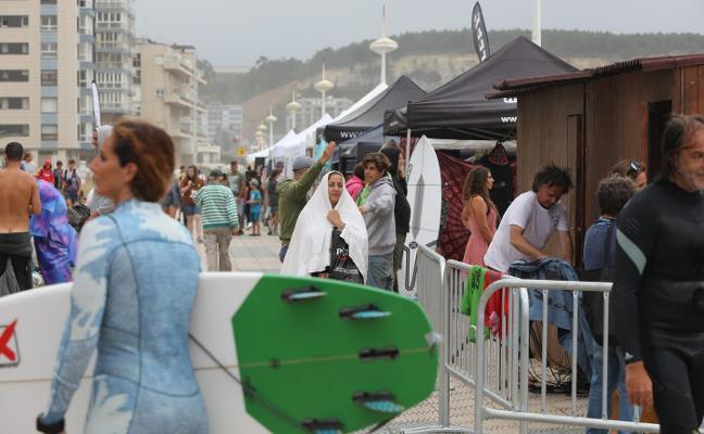 Salinas vuelve a ser la capital del surf europeo