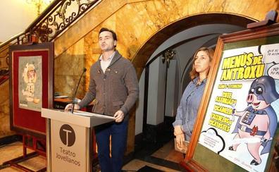 Divertia cesará el martes a su gerente y a la responsable del Teatro Jovellanos