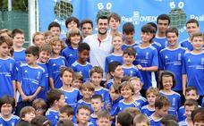 Real Oviedo   Joselu: «Si viene otro '9' que sea para mejorar y dar un plus al equipo»