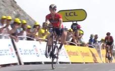 Iván Cortina, sobre la caótica etapa del Tour: «Hay que mirar por la seguridad del corredor»