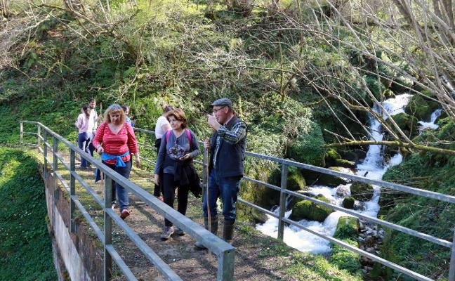 Riosa quiere dar un impulso al turismo y potenciar, junto con Oviedo, la Senda del Agua