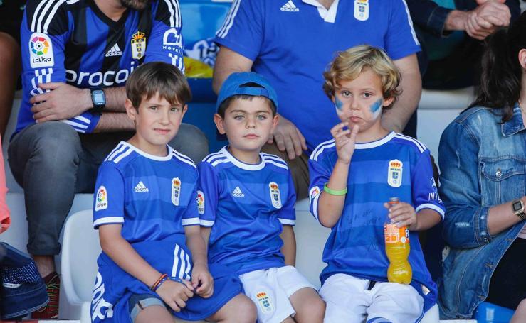 ¿Estuviste en el Real Oviedo 0 - 1 Ponferradina? ¡Búscate!