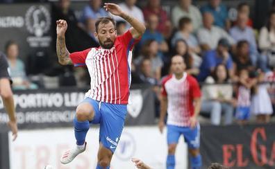 El Sporting empata en Salamanca (1-1)