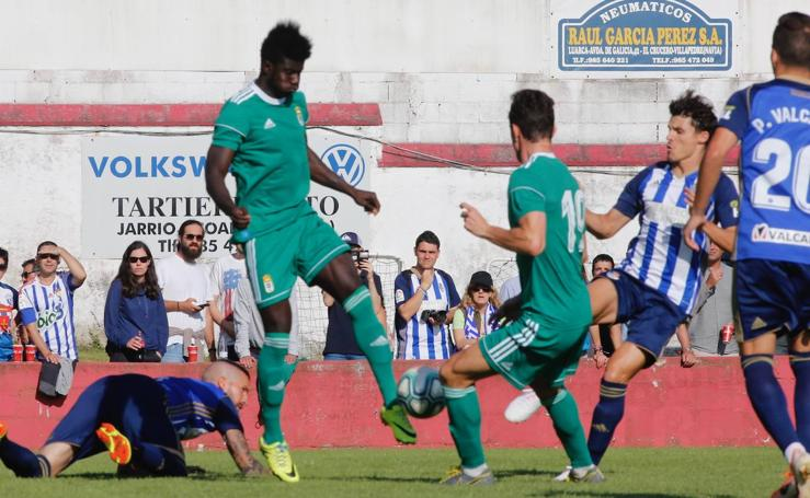 Real Oviedo 0 - 1 Ponferradina, en imágenes