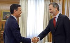 Pedro Sánchez vuelve a la casilla de salida