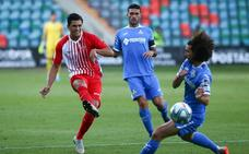Sporting y Getafe firman tablas en la dura batalla de Salamanca (1-1)