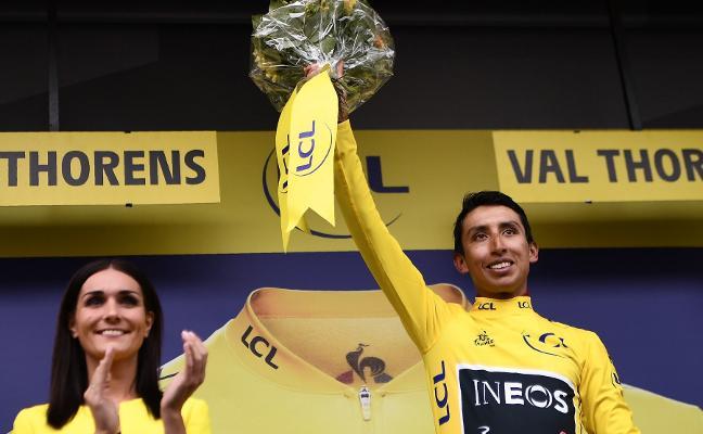 Bernal, la nueva estrella del ciclismo: «Estuve a punto de dejar la bicicleta por el periodismo»