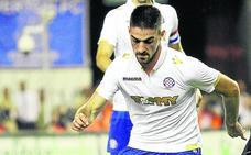 El central gijonés Borja López se acerca al Sporting