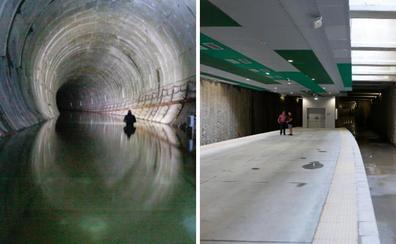La variante de Pajares cumple una década con todos sus túneles perforados y sin trenes