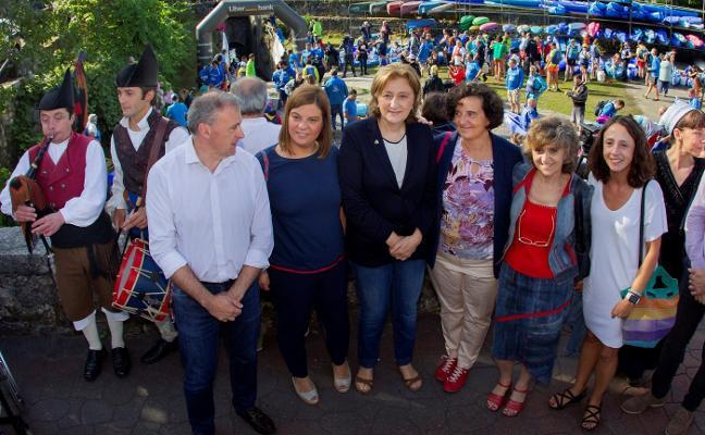 Carcedo apela a la responsabilidad de PP y Ciudadanos para investir a Sánchez