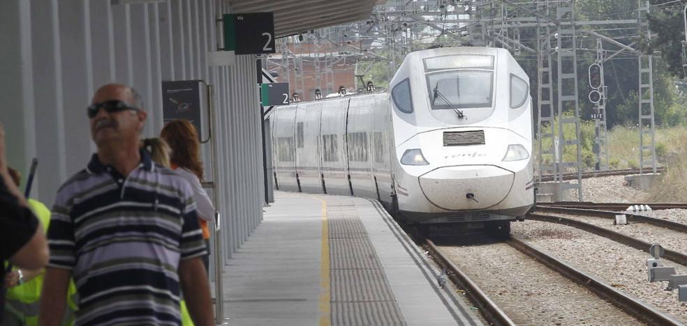 Los trenes circulan de nuevo por Pajares tras dos horas de corte por avería