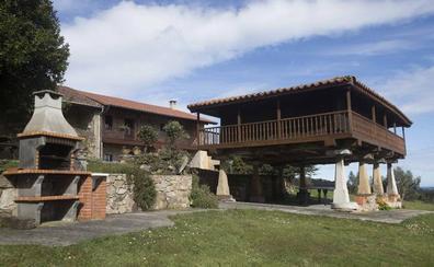 Asturias tiene la segunda tasa más alta de ocupación en alojamientos de turismo rural