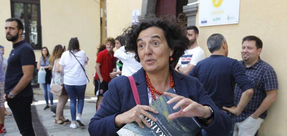 Berta Piñán: «Vamos a tar nel camín de la oficialidá»