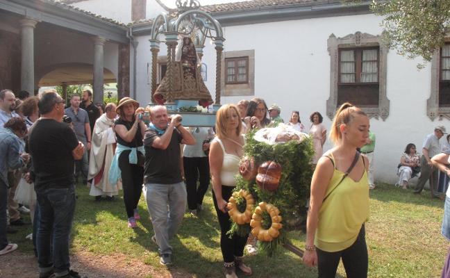 La asociación vecinal de Lugás no organizará las fiestas este año «por la falta de personal»