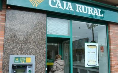 Detenido el hombre que asaltó un banco en La Tenderina con un bidón de gasolina