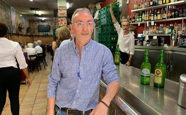 La sidrería El Mariñán, de Gijón, echa el cierre