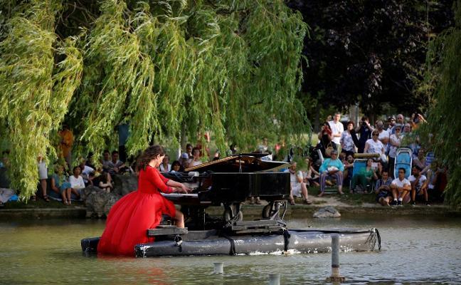 El Piano del Lago regresa con una gira de ocho conciertos