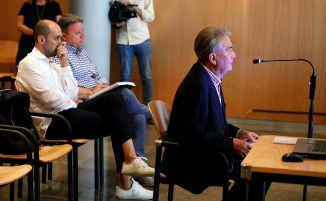 «Cometí el error de aceptar la presidencia de la Fundación», asegura Manuel Díaz