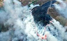 Los incendios multiplicaron por siete el bosque calcinado entre enero y abril