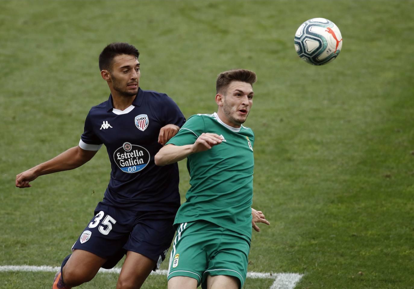 El Lugo se impone al Real Oviedo en los penaltis