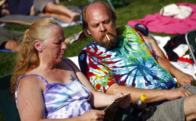 Woodstock, de cuna 'hippie' a festival maldito