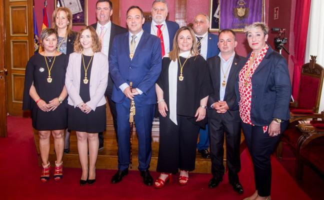 Villaviciosa reparte la gestión de sus parroquias entre los concejales
