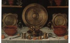 La colección Masaveu ilustra en la Feria la historia del bodegón español con ocho óleos