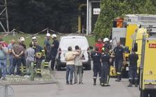 Fallece un operario en la central térmica de La Pereda, en Mieres