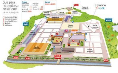 Despliegue de autobuses para evitar el colapso de tráfico por la Feria de Muestras