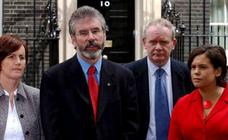 Sinn Féin exige un referéndum de unificación irlandesa si hay un 'Brexit' fuerte