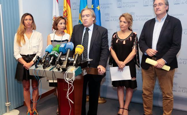 El PP critica las «maniobras dilatorias» en el plan de vías y urge convocar Gijón al Norte