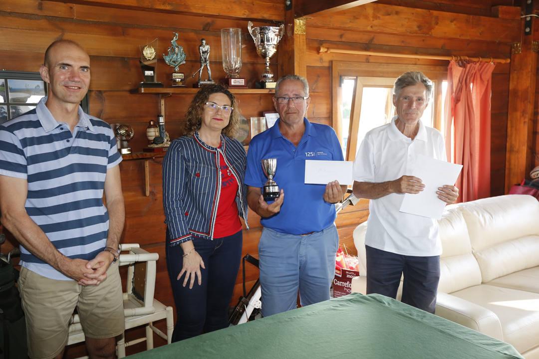 Trofeo EL COMERCIO-ABANCA en Luarca, en imágenes