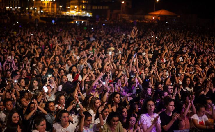 Festival de los 40 Summer Live en Candás