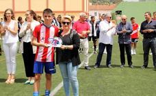 El Sporting asegura la continuidad del cadete Christian Ferreres