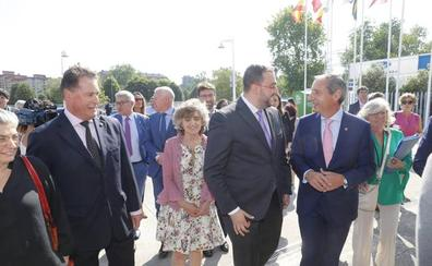 Directo: la Feria de Muestras de Asturias echa a andar en Gijón